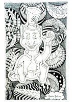 coloring-page-adults-zentangle-greg free to print