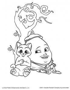 Coloriage Chat Volant.Harry Potter Coloriages Pour Enfants