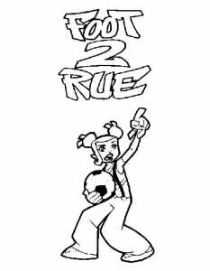 Fort boyard coloriages pour enfants - Coloriage foot 2 rue ...