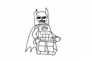 Coloriage Lego Fille.Lego Coloriages Pour Enfants