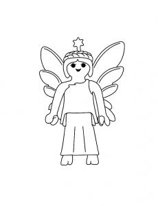 Fee Playmobil Coloriage Licorne.Annees 80 Coloriages Pour Enfants