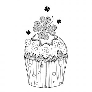 coloring-page-cupcakes-and-cakes-to-print-for-free