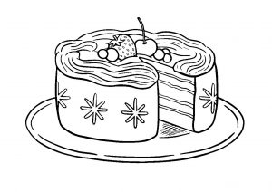 coloring-page-cupcakes-and-cakes-free-to-color-for-kids