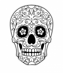 coloring-page-dia-de-los-muertos-(day-of-the-dead)-free-to-color-for-kids