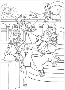 coloring-page-elena-avalor-free-to-color-for-children
