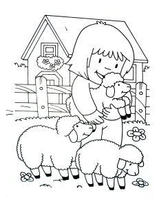 coloring-page-farm-to-download-for-free