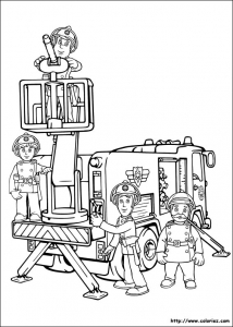coloring-page-fire-department-free-to-color-for-kids