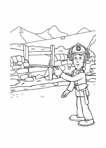 coloring-page-fireman-sam-to-download-for-free