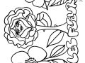 coloring-page-flowers-to-print-for-free