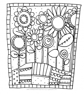 coloring-page-flowers-free-to-color-for-children