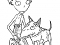 coloring-page-frankenweenie-to-download