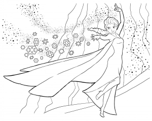 coloring-page-frozen-for-children