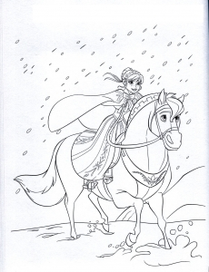 coloring-page-frozen-to-download-for-free