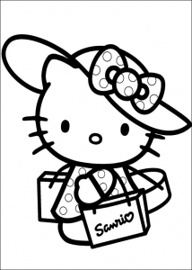coloring-page-hello-kitty-to-download-for-free