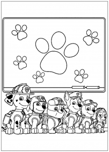 coloring-page-paw-patrol-for-children