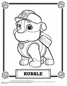 coloring-page-paw-patrol-to-print-for-free