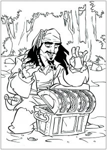 coloring-page-pirates-of-the-caribbean-for-kids