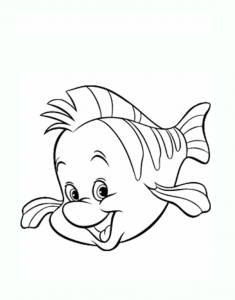 coloring-page-pisces-for-kids