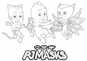 coloring-page-pj-masks-to-print-for-free