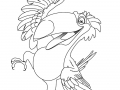 coloring-page-rio-to-color-for-kids