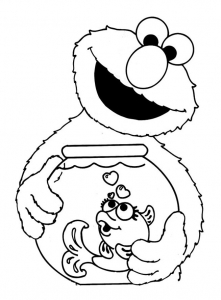 coloring-page-sesame-street-for-kids