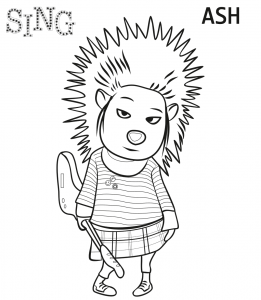 coloring-page-sing-for-kids