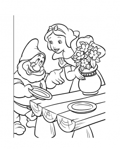 coloring-page-snow-white-to-color-for-children