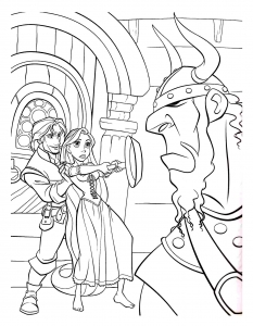 coloring-page-tangled-to-print