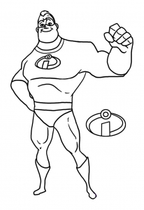coloring-page-the-incredibles-to-download