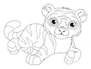 coloring-page-tigers-to-color-for-kids