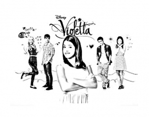 coloring-page-violetta-to-download-for-free