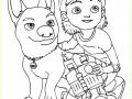 coloring-page-volt-to-color-for-kids