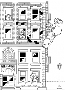 coloring-page-wreck-it-ralph-to-color-for-kids