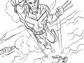 coloring-page-x-men-to-download
