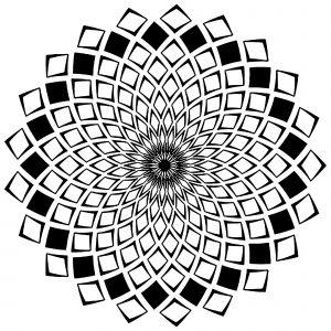thumbs mandala plex squares