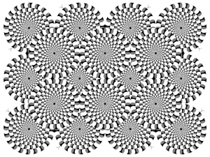 coloriage-difficile-illusion-optique-2