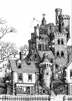 coloriage-adulte-architecture-chateau