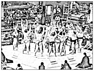 coloriage-japon-sumo-2