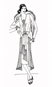coloriage-adulte-mode-vetements-annees-1930
