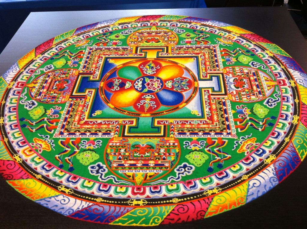 Mandala Indu - spiritual object - May 11, 2012