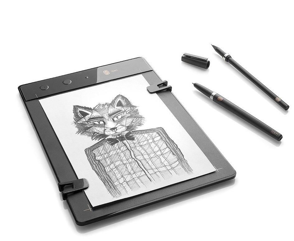 slate_stylo_feuille_crayon