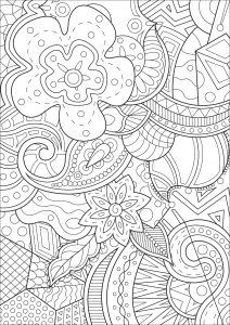 Dibujos Para Colorear Para Adultos Colorear Para Adultos