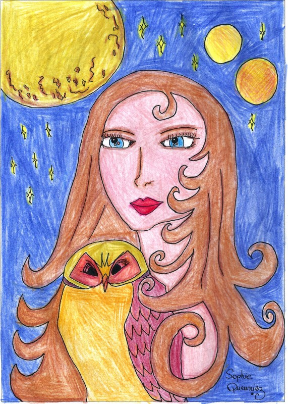 Creation by myrsinou, coloring page from the gallery Zen and Anti stress