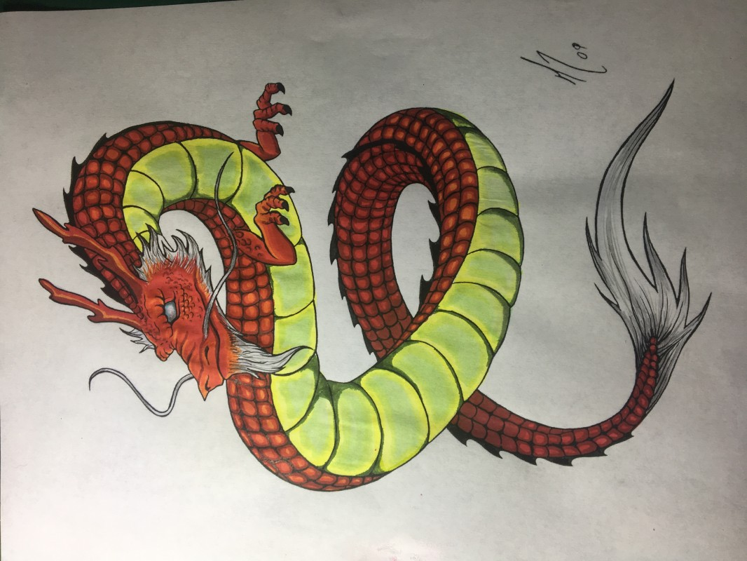 Creation by argu1702, coloring page from the gallery China & Asia