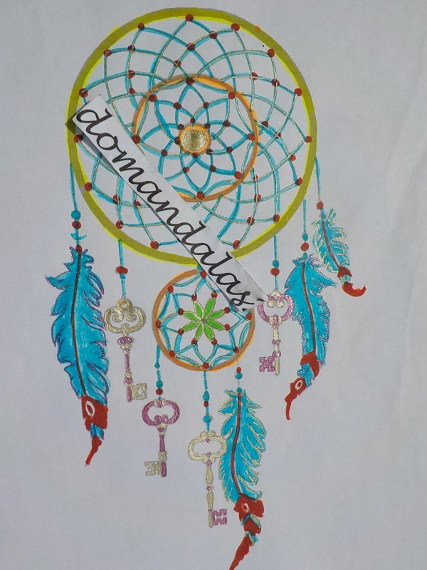 Creation by domandalas3bis, coloring page from the gallery Zen and Anti stress