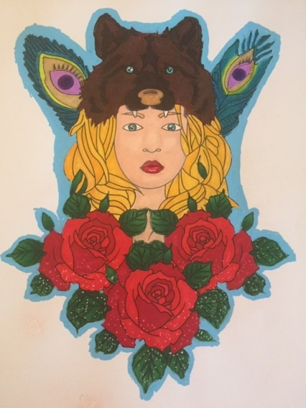 Creation by sandy, coloring page from the gallery Zen and Anti stress