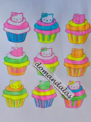 coloring-cup-cake