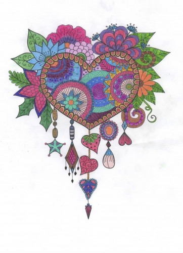 coloring-dreamcatchers/