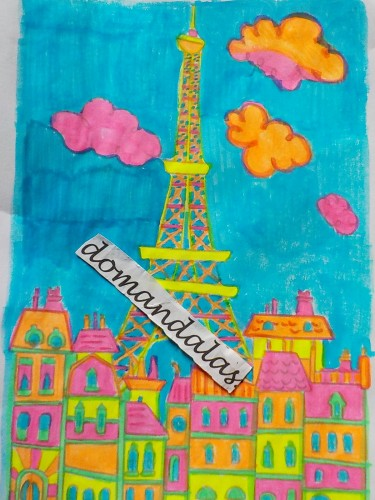 coloring-paris/