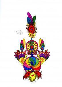 coloring-dreamcatchers/